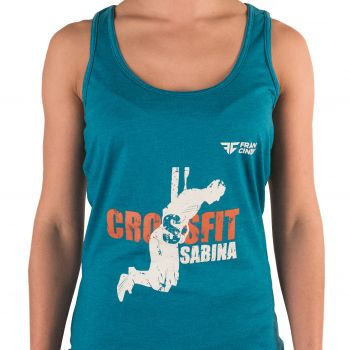 T-Shirt CrossFit Sabina Donna Tank