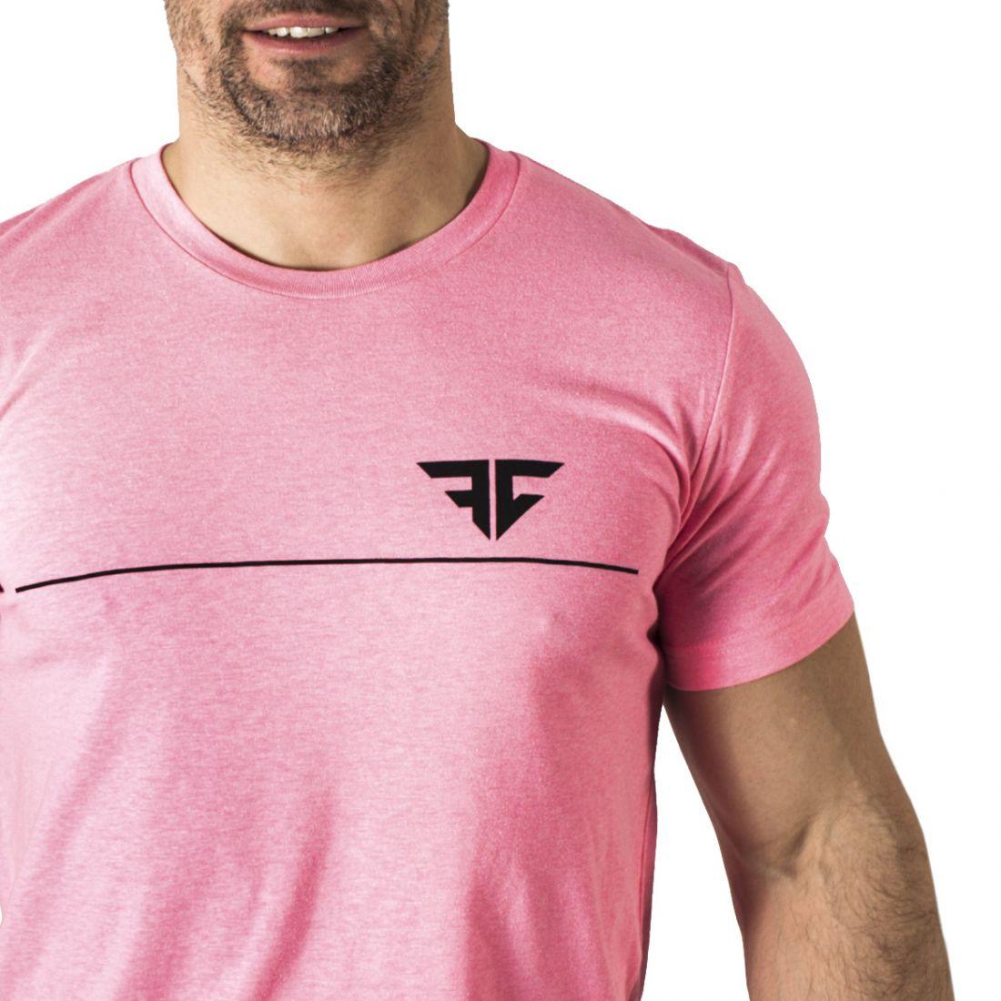 eee04365773ccc Mens Neon Pink T Shirt - DREAMWORKS